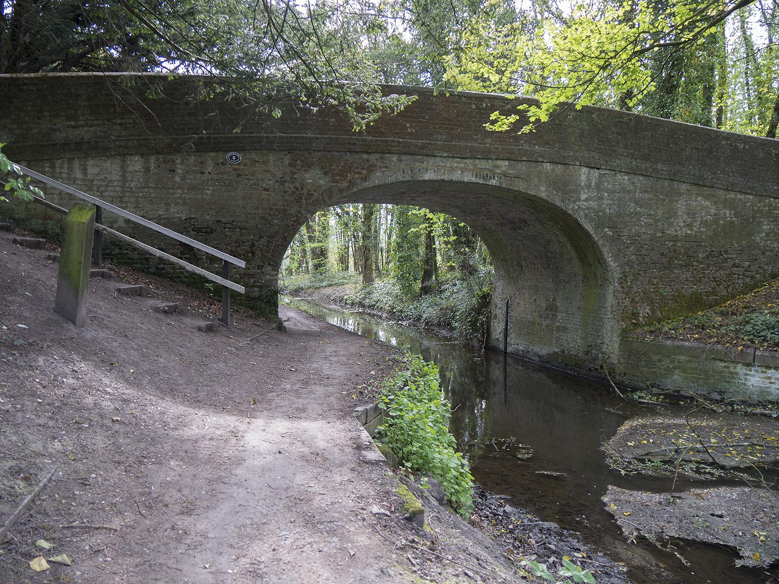 Harelane bridge