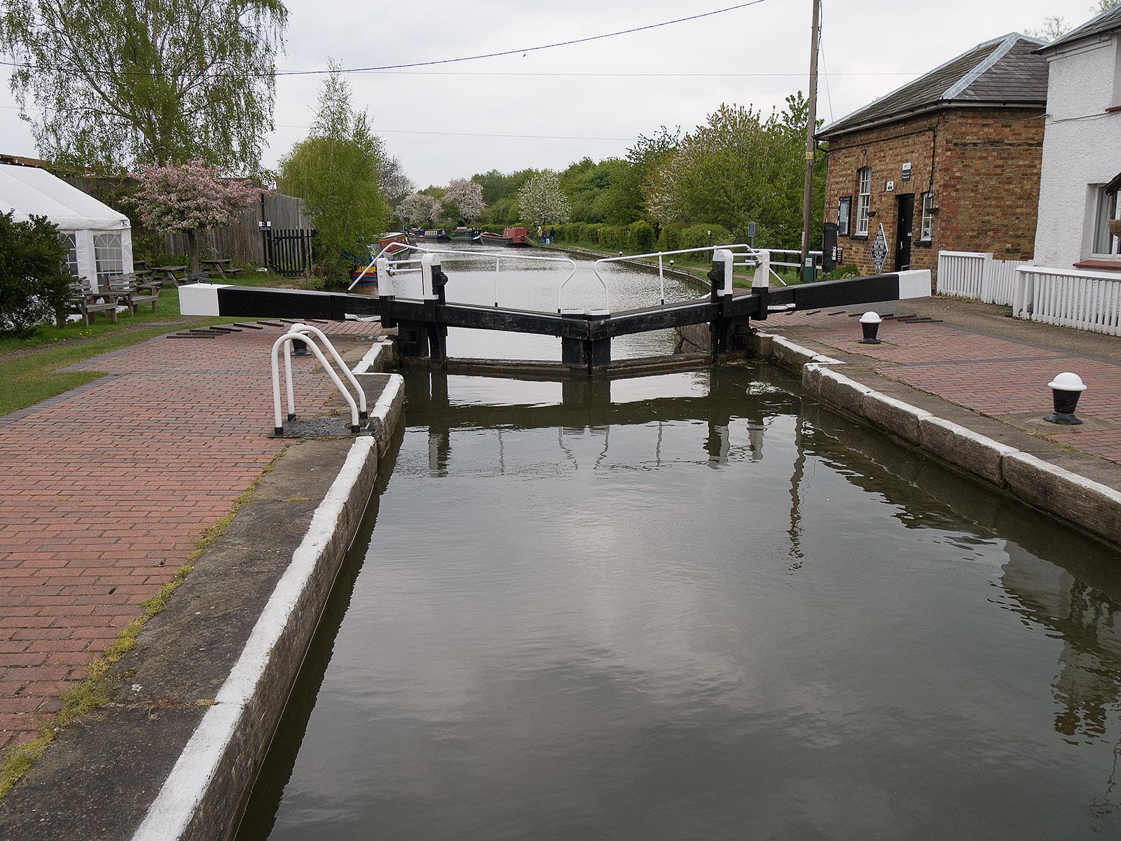 Fenny Stratford Lock