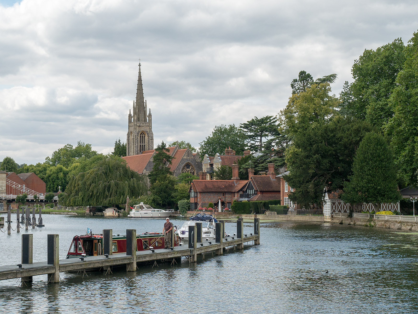 Waterfront at Marlow