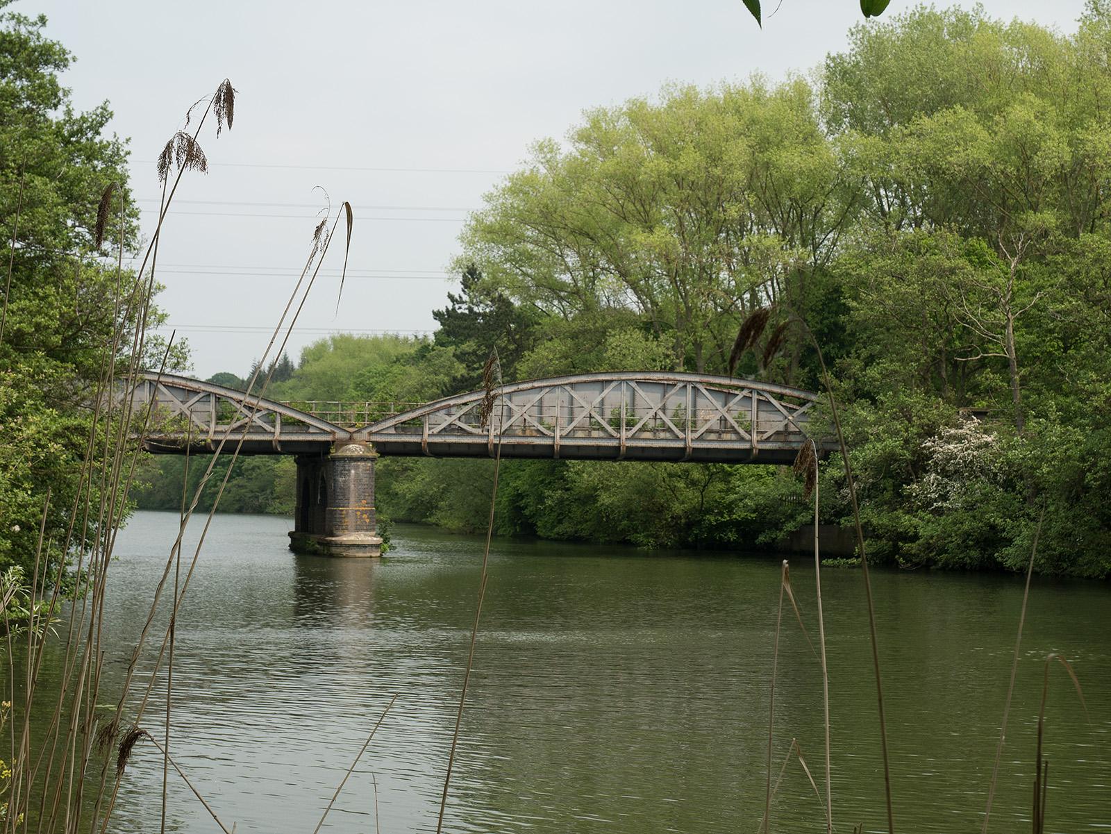 Nuneham railway bridge