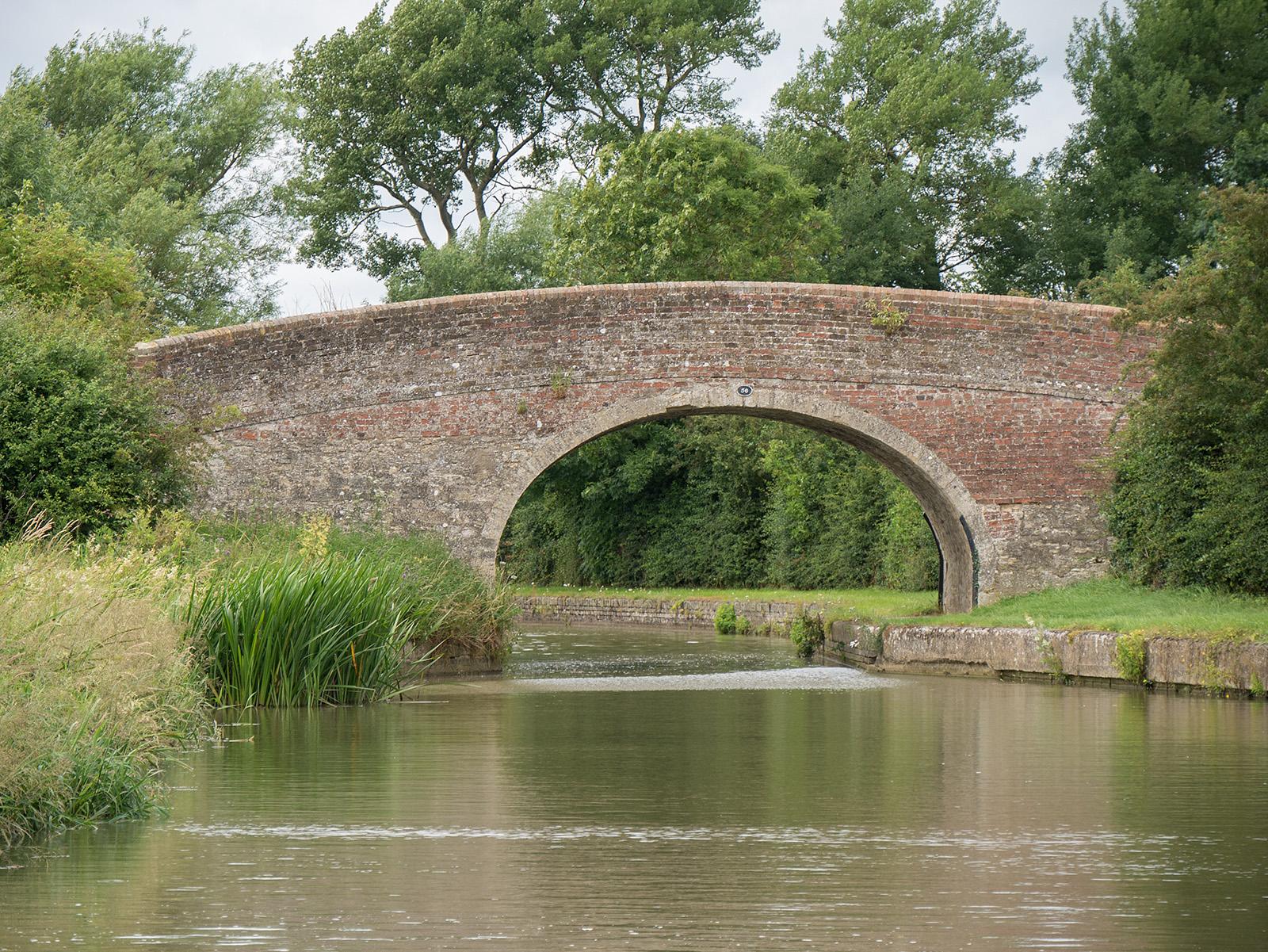 Bridge 56 near Bozenham