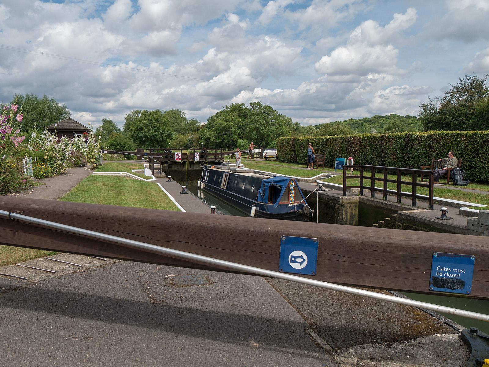 Pinkhill lock