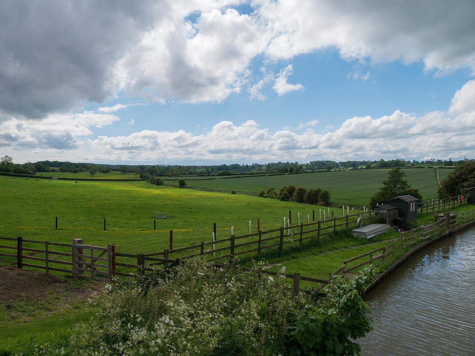 Nice countryside