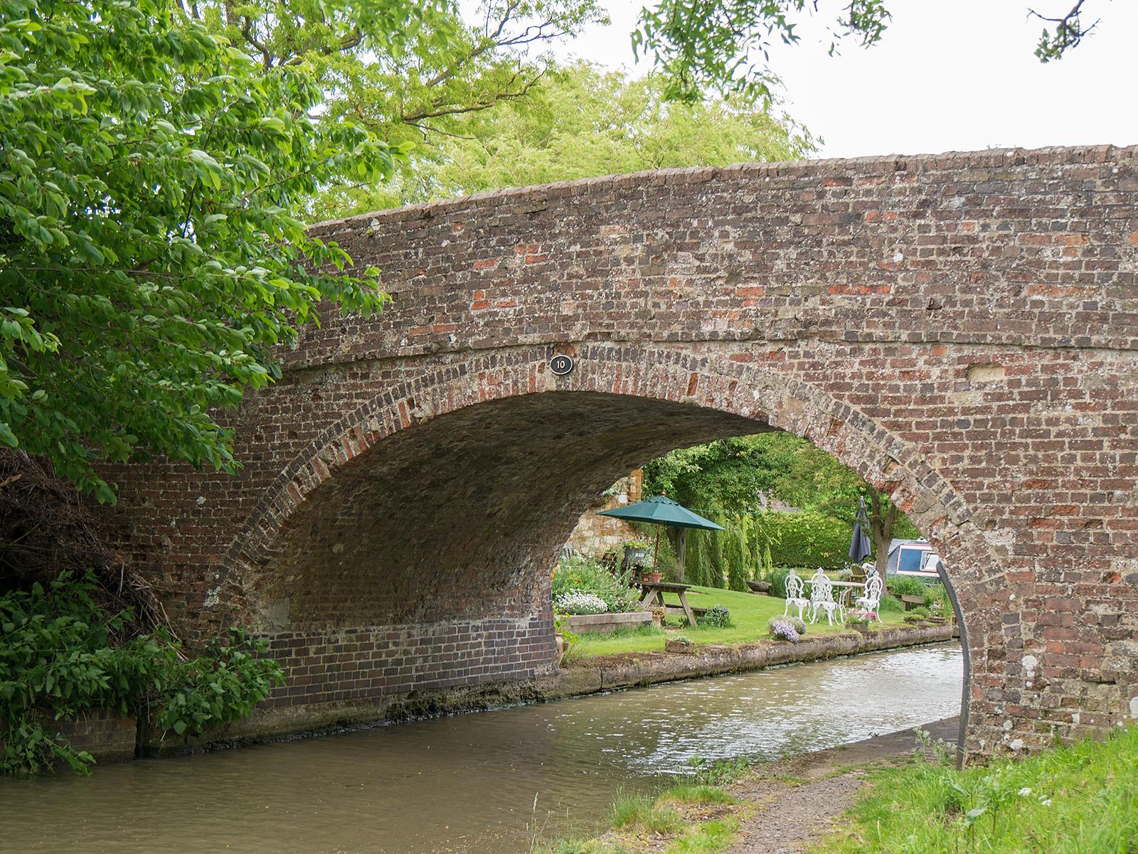 Bridge 10 at Norton junction