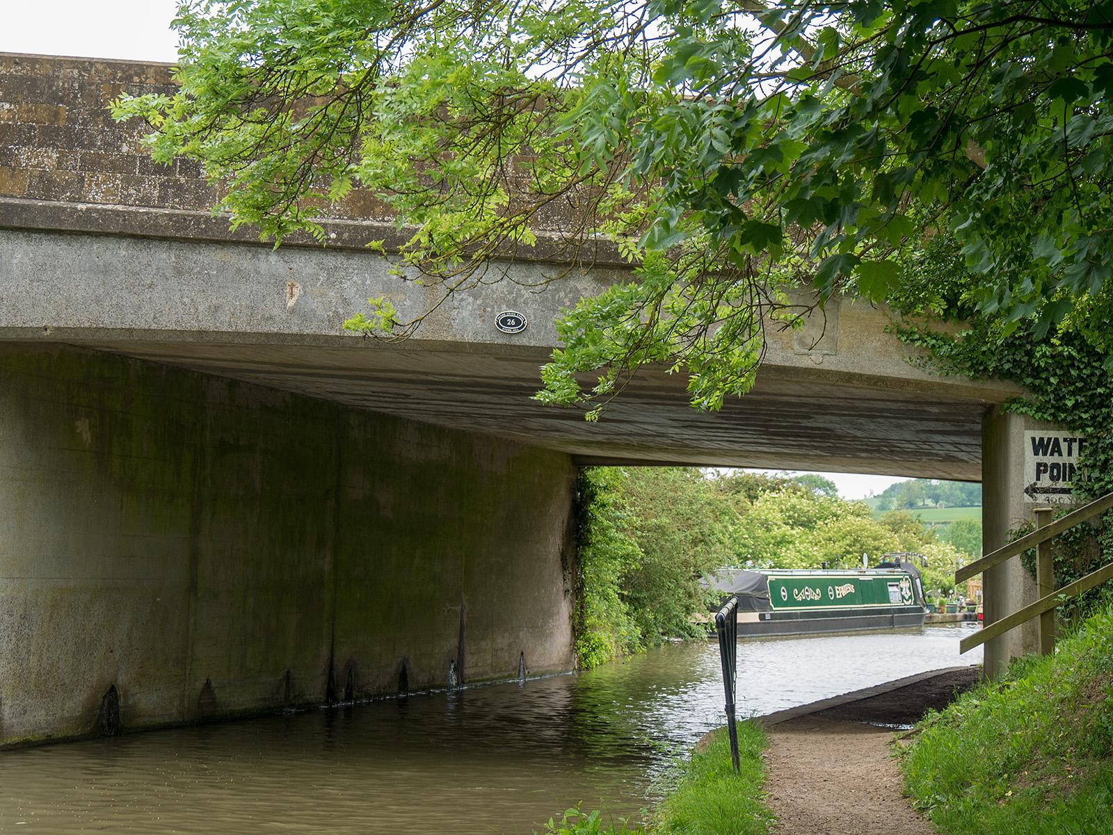 Bridge 26 - Stowehill bridge