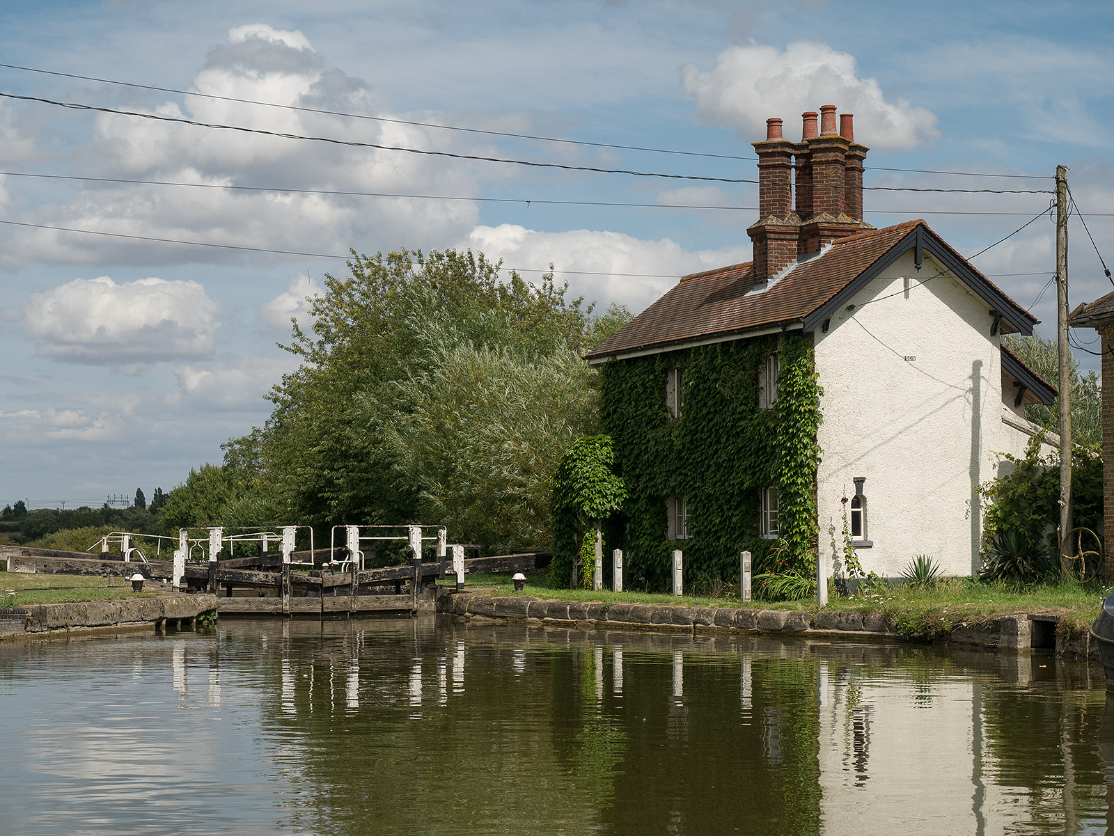 Marsworth locks