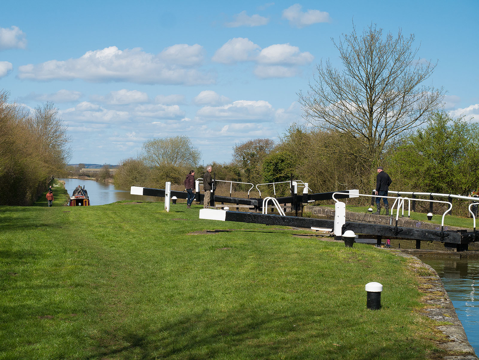 Second Ivinghoe lock