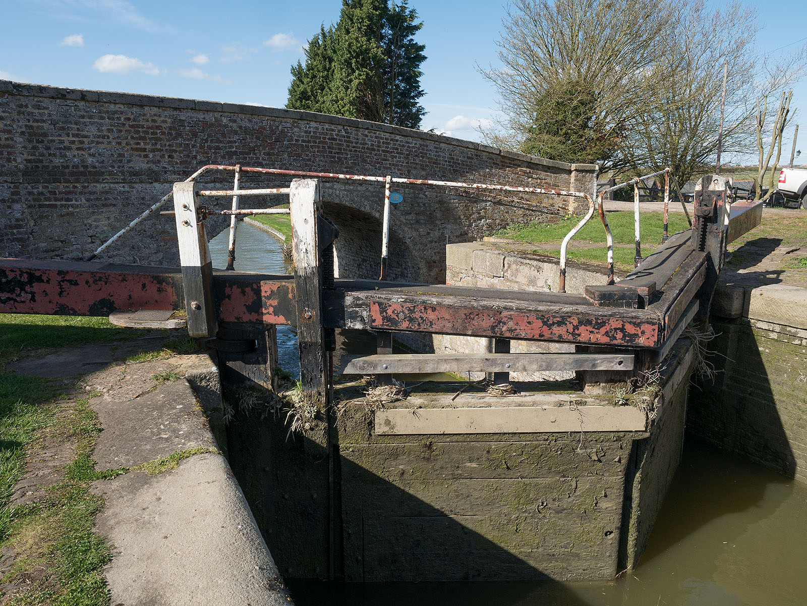 Church lock