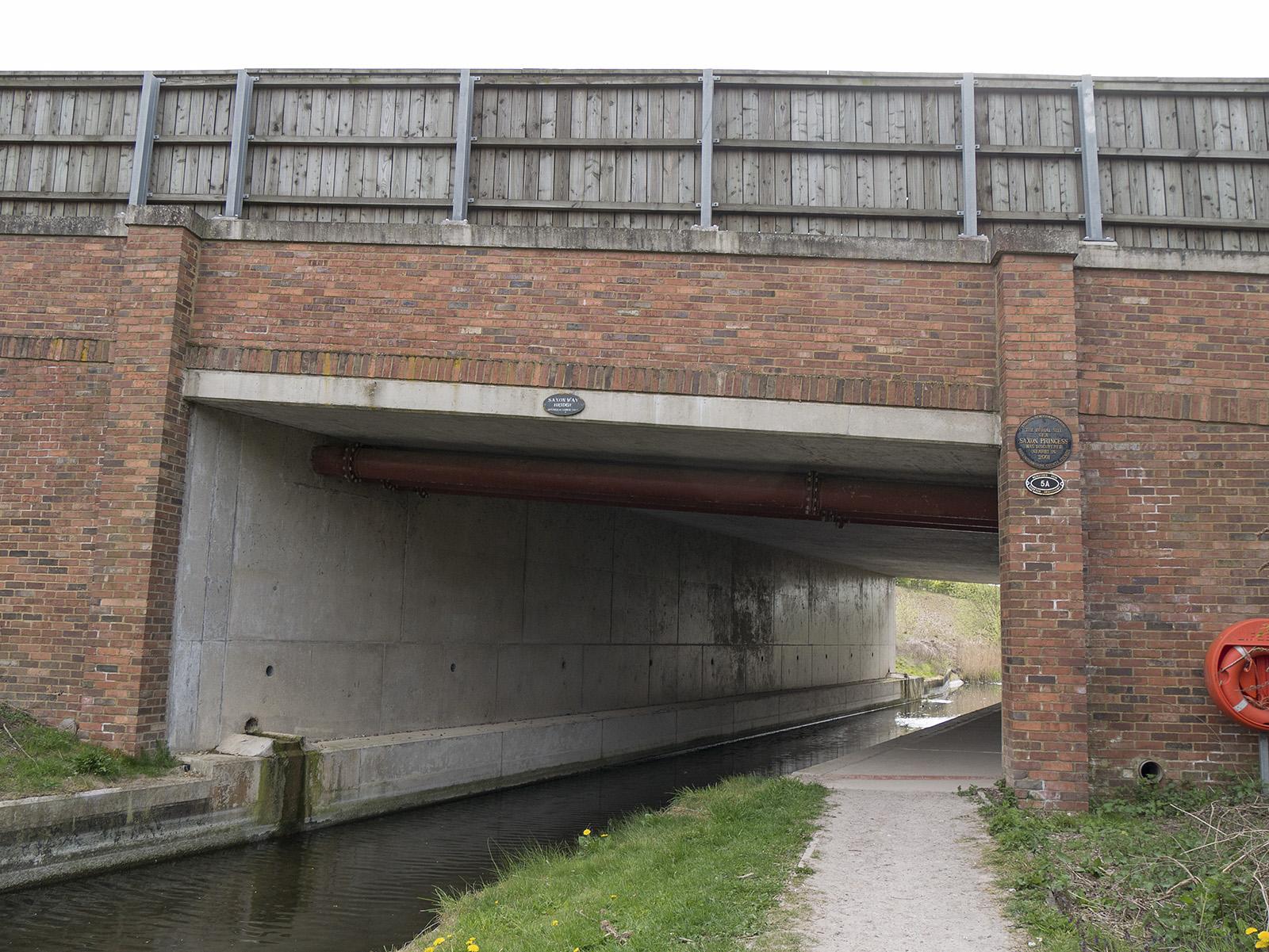 Saxon Way bridge
