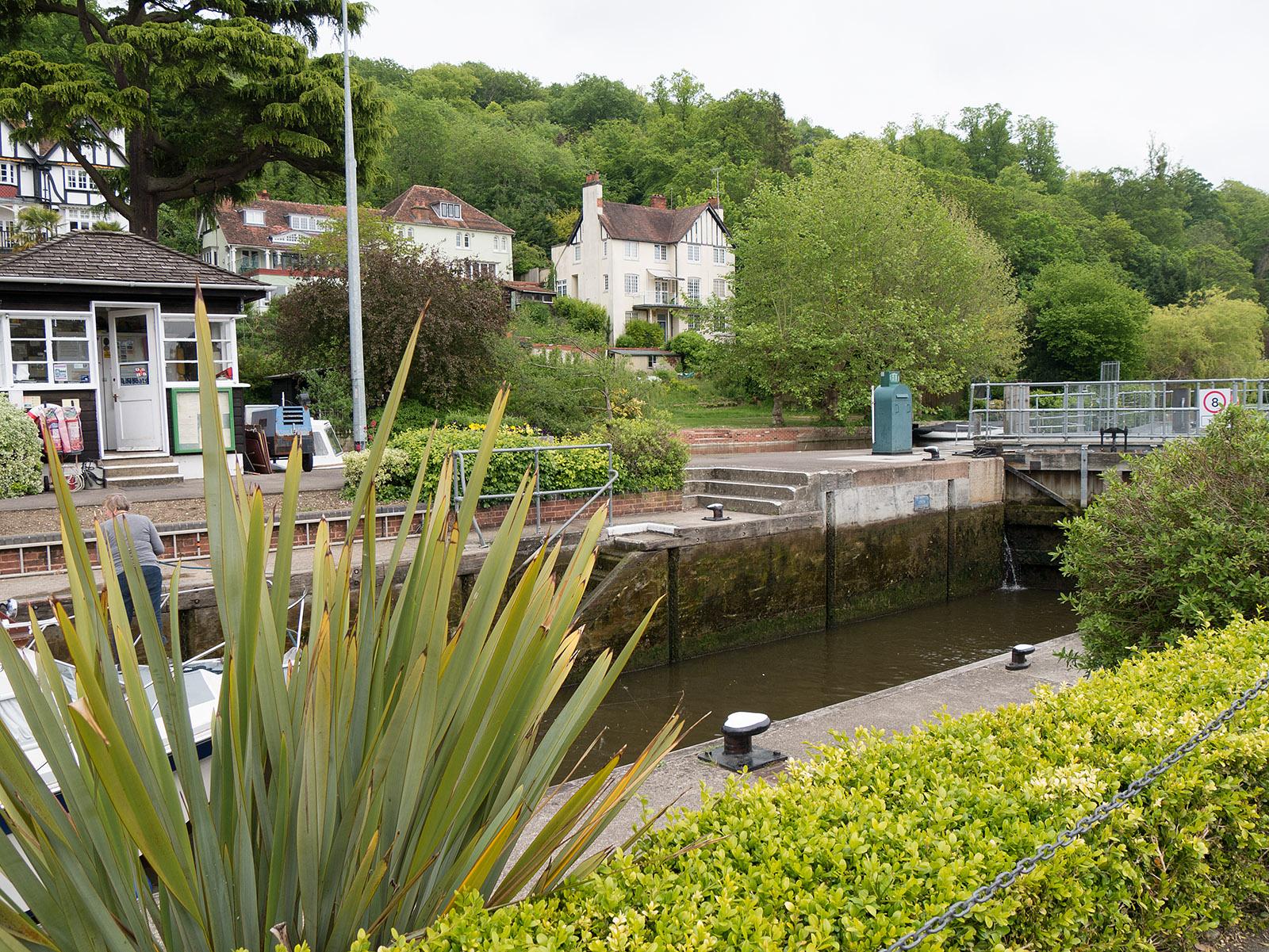 Marsh lock