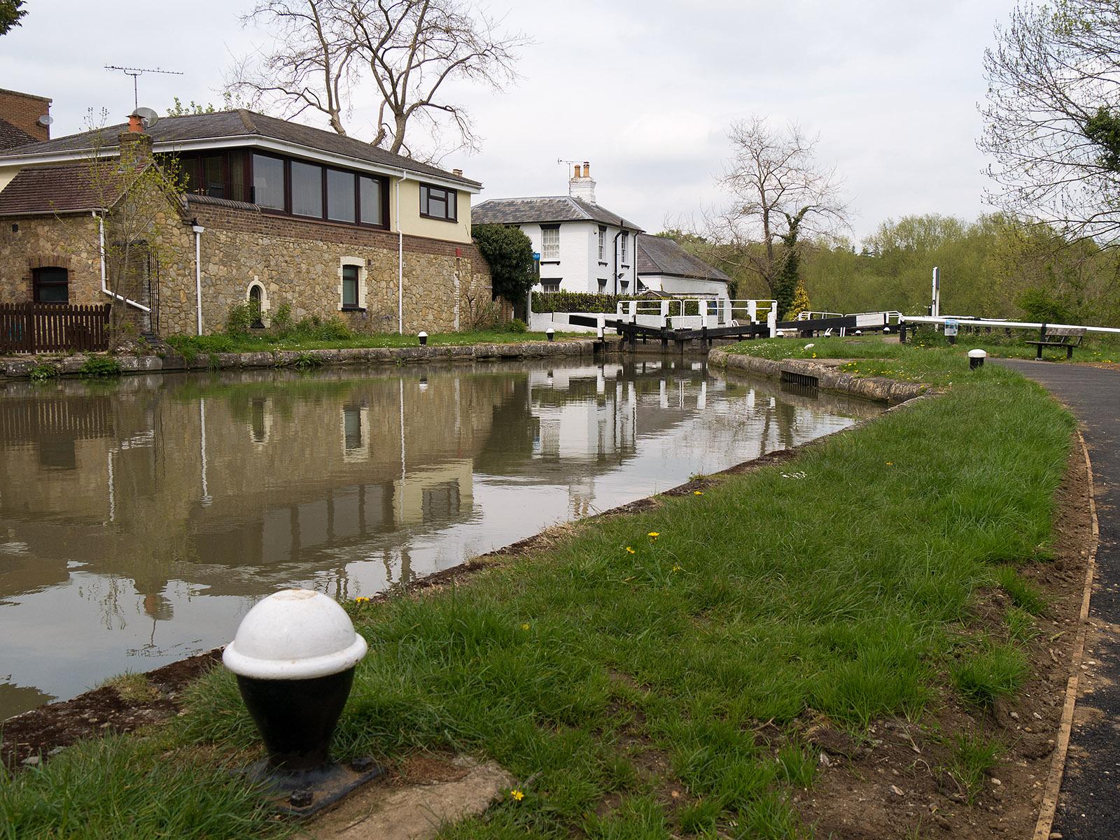 Leighton lock