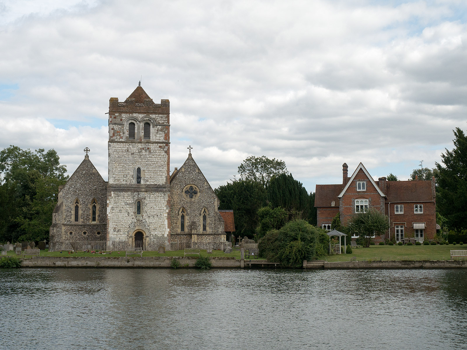 All Saints Church at Bisham