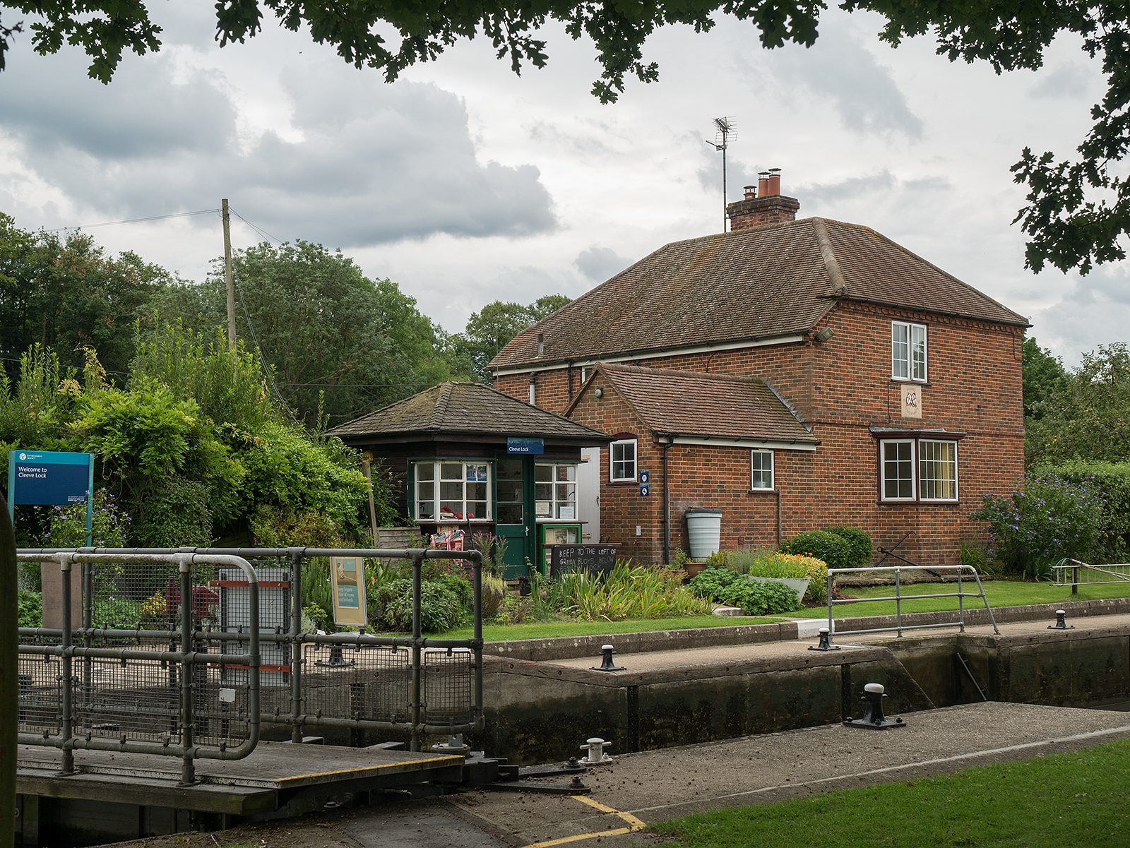 Cleve lock