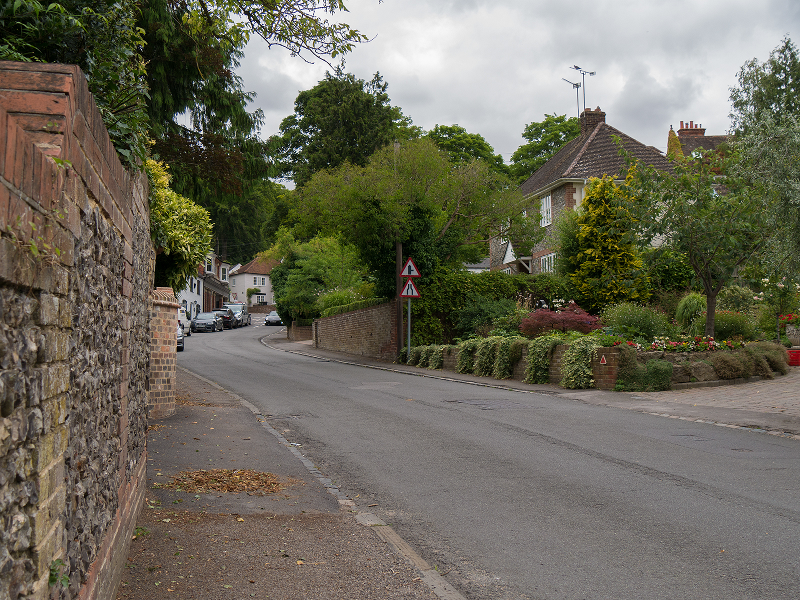 Further up the road in Whitchurch