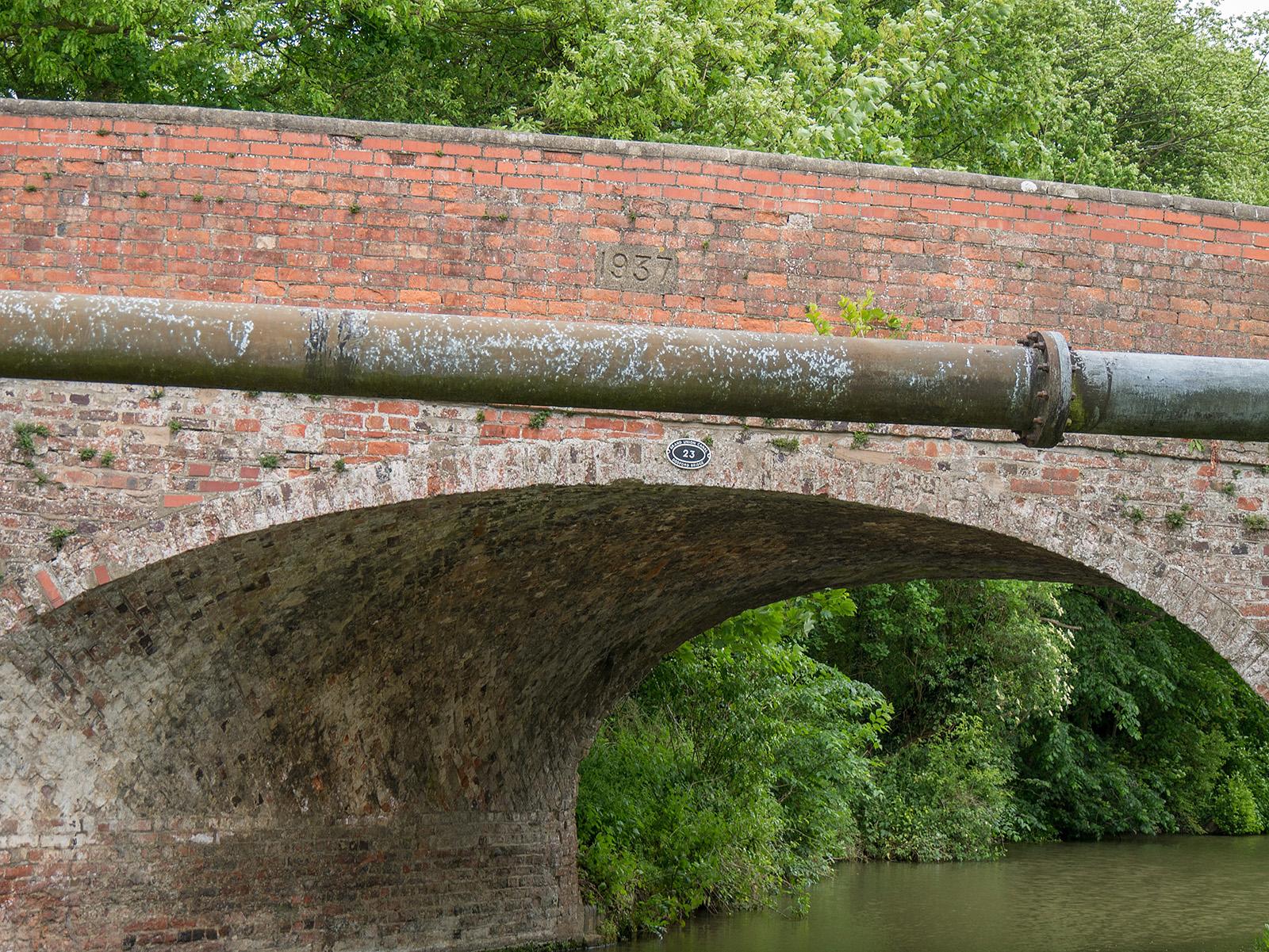 Bridge 23 - Dodford bridge