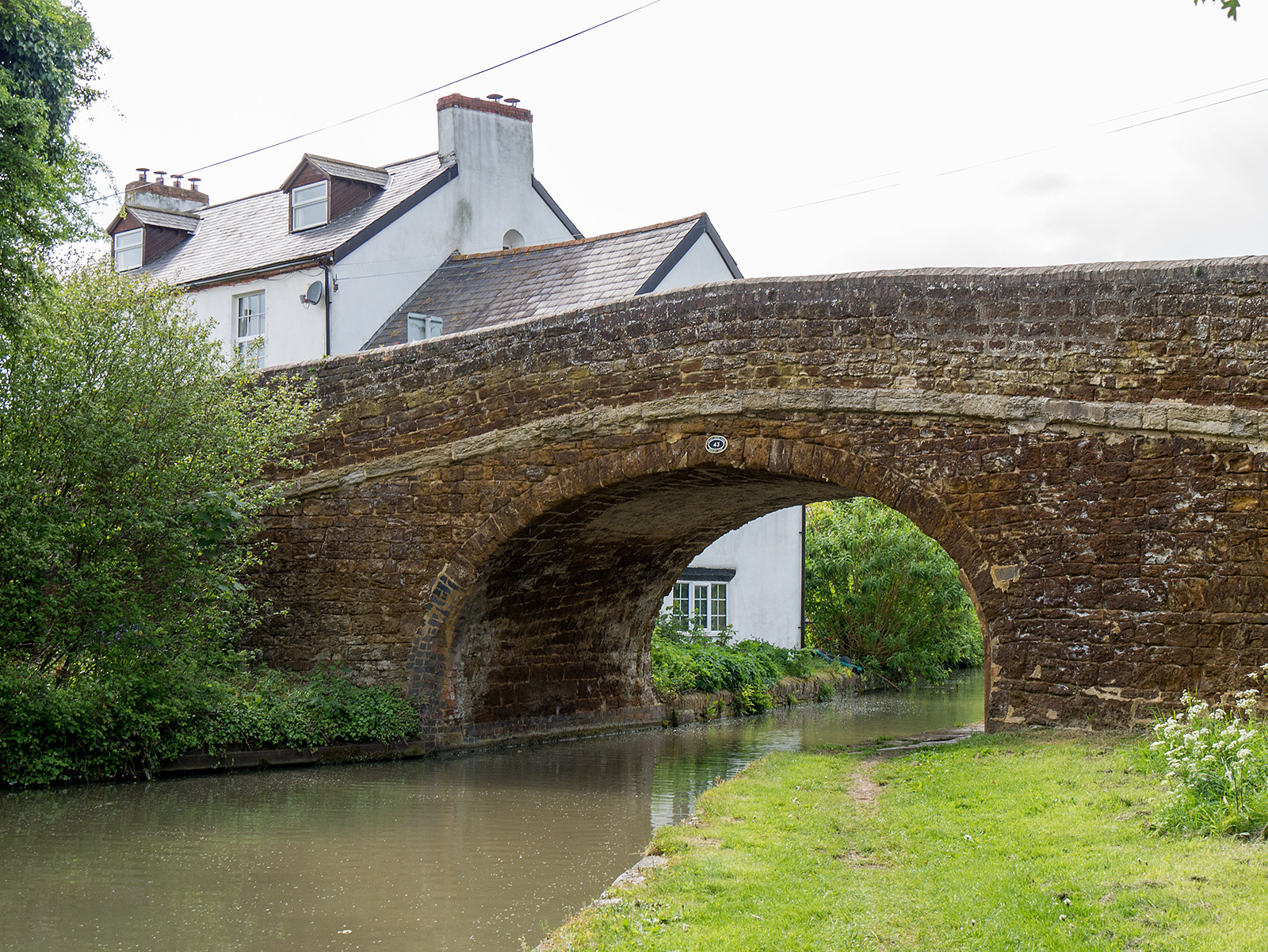 Bridge 43 - one of the Banbury Lane bridges